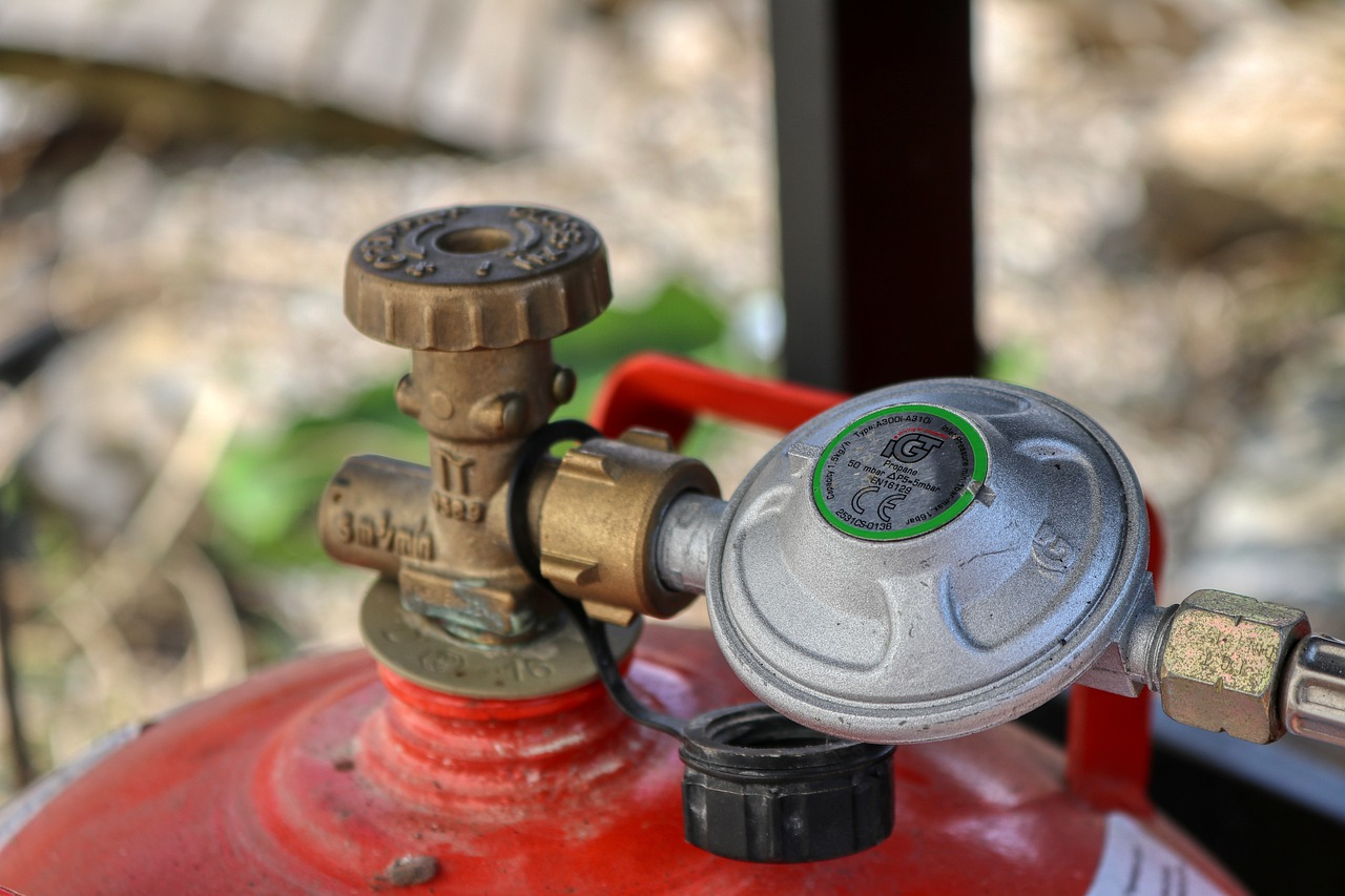 Gas Gasflasche Ventil Sicherheitsadapter