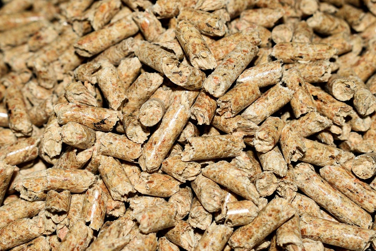 Pellets Holzpellets Brennstoff