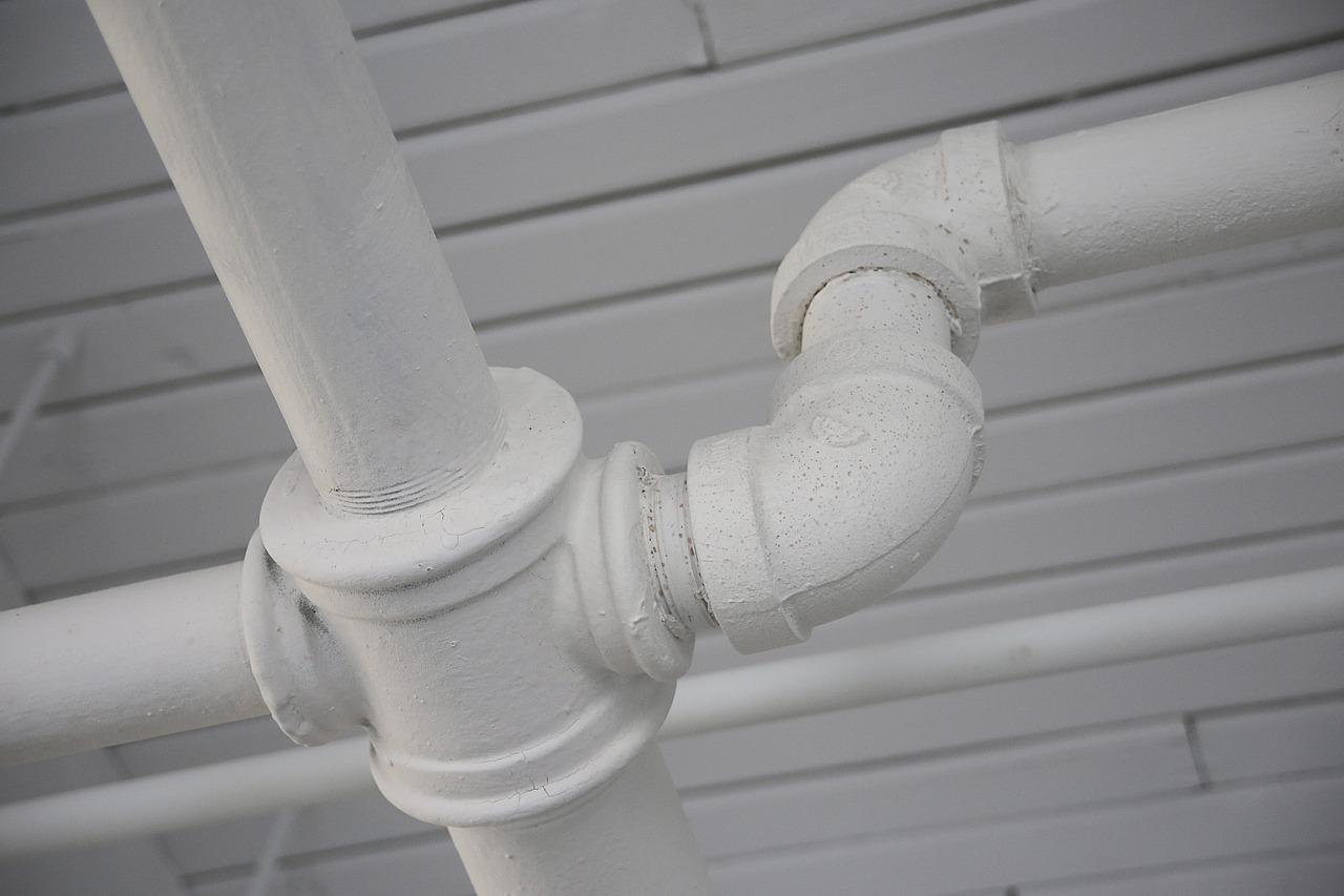 Wasserleitung Verbindung