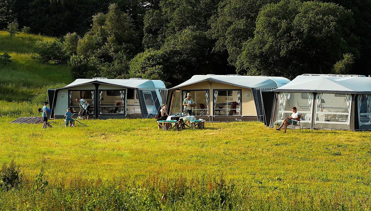 Camping Zelten Vorzelt Campingplatz Campingausrüstung