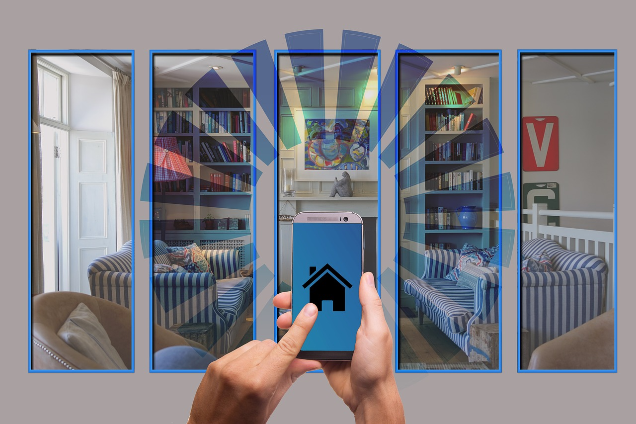 Smart Home WLAN Heizung Steuerung