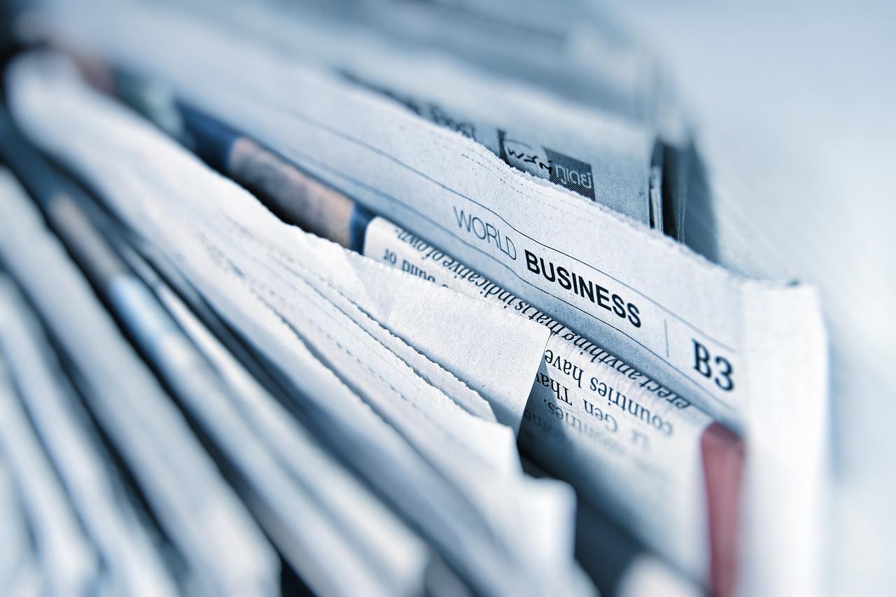 Zeitung Wöchentliche Altpapier Papier