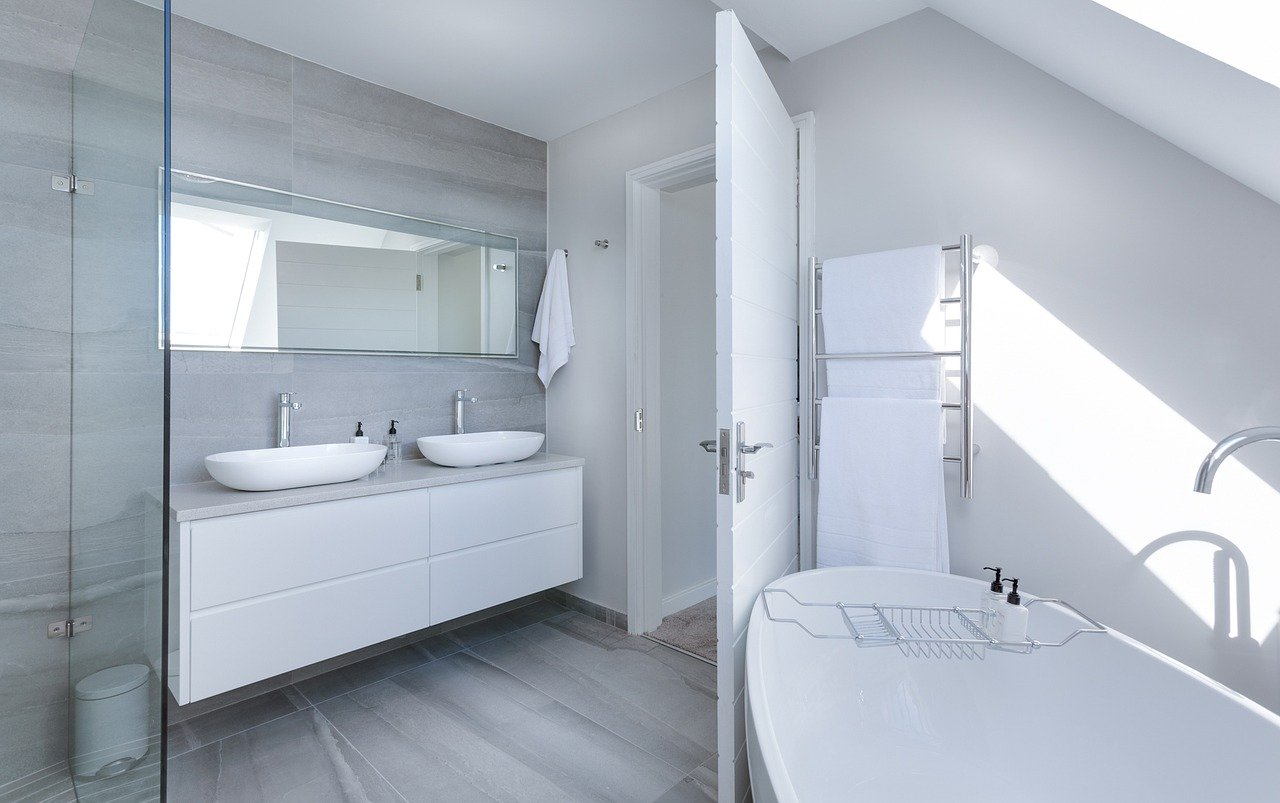 Badezimmer Bad Handtuchheizung Heizung
