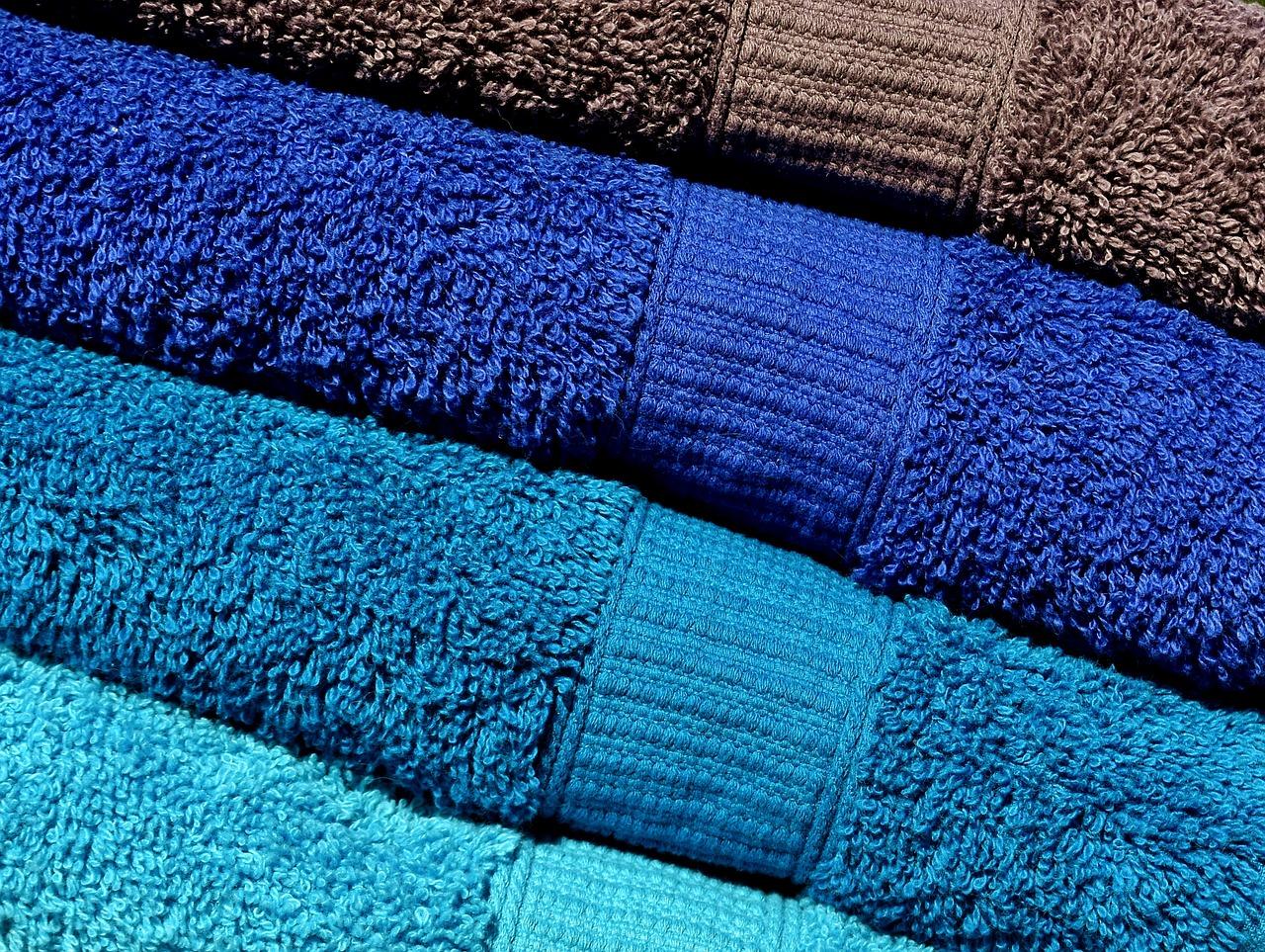 Handtücher Waschen Trocknen Bad Badezimmer Heizung