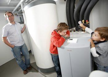 Wärmepumpe vs. Elektroheizung im Vergleich | Durch Umbau ersetzen?