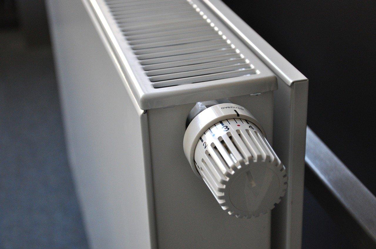 Radiator Heizkörper Heizung Thermostat Temperaturregler