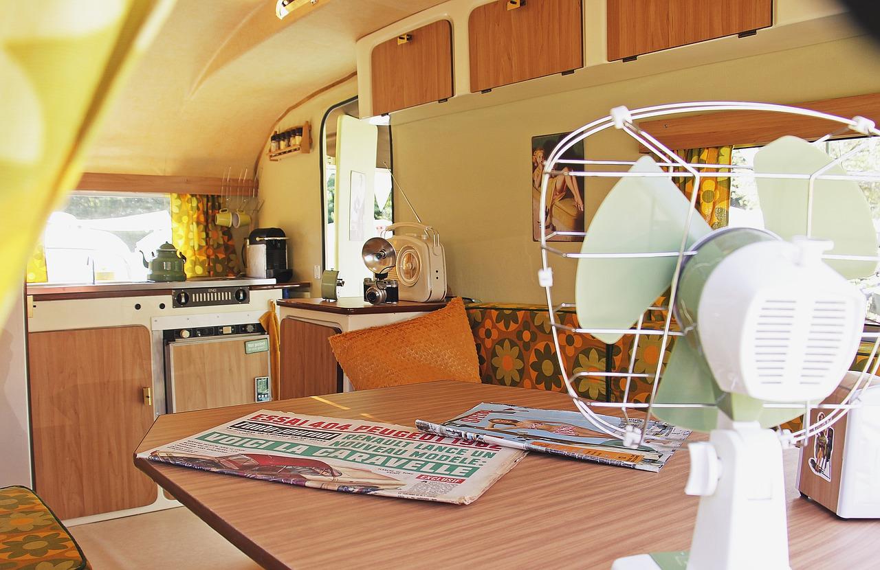 Wohnwagen Wohmobil Mobilhome Camping