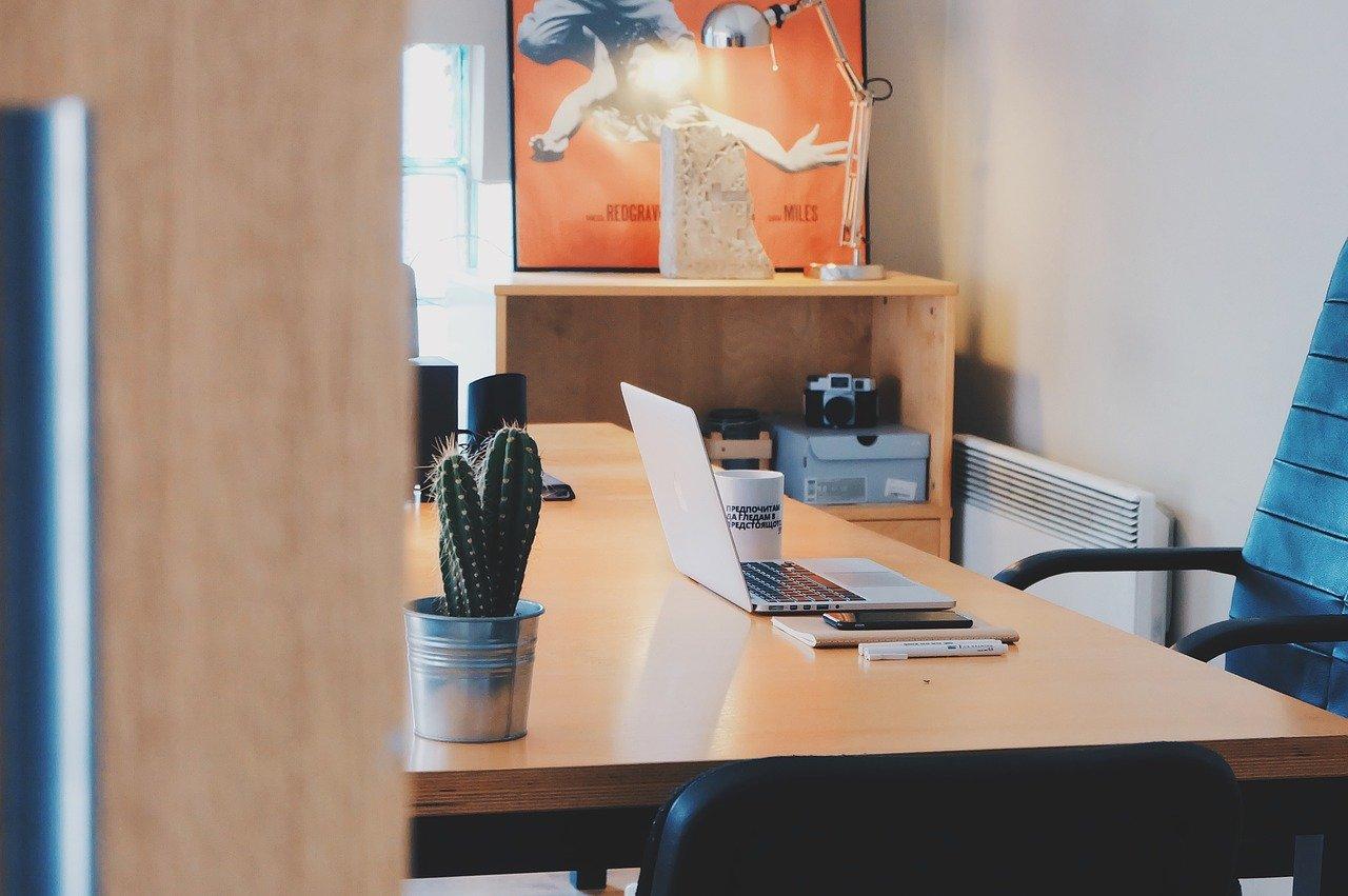 Arbeitszimmer Büro Schreibtisch Kleiner Raum