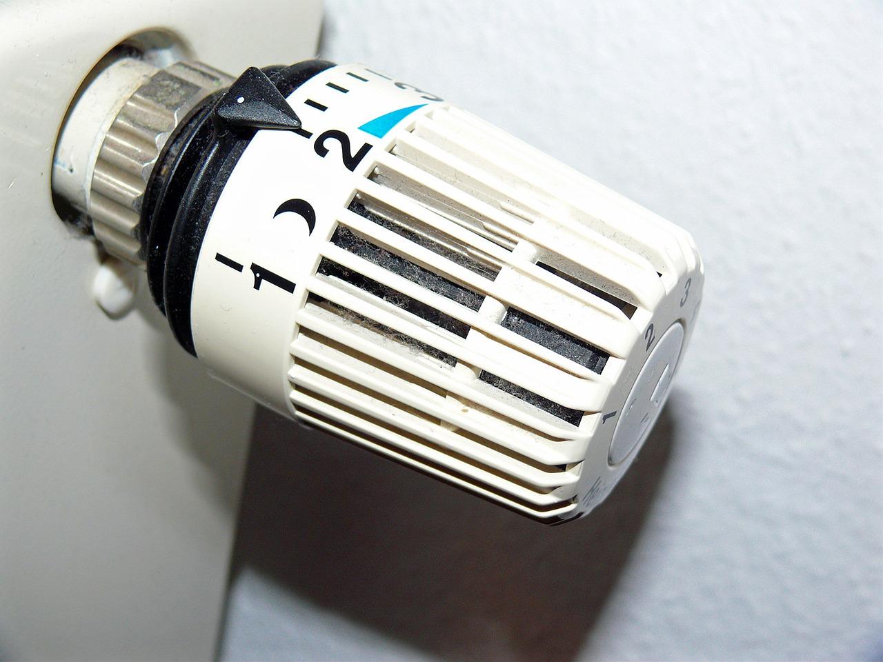Heizung Heizkörper Thermostat Adapter