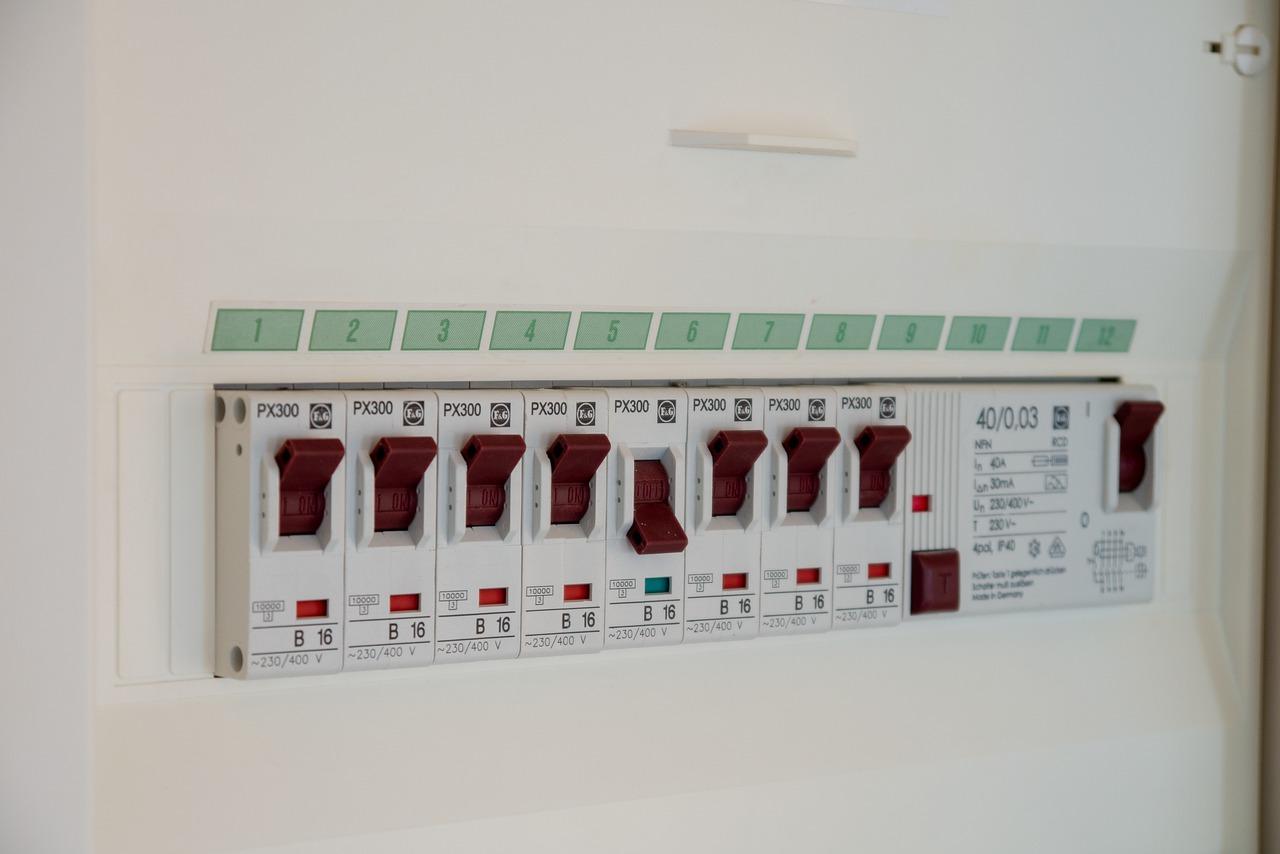 Sicherung Sicherungskasten Elektronik Strom