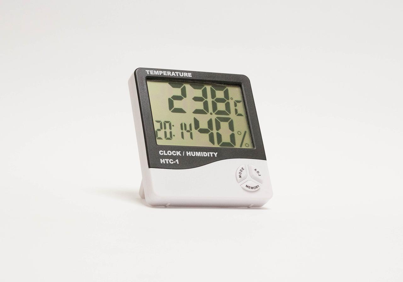 Thermo & Hygrometer Digital