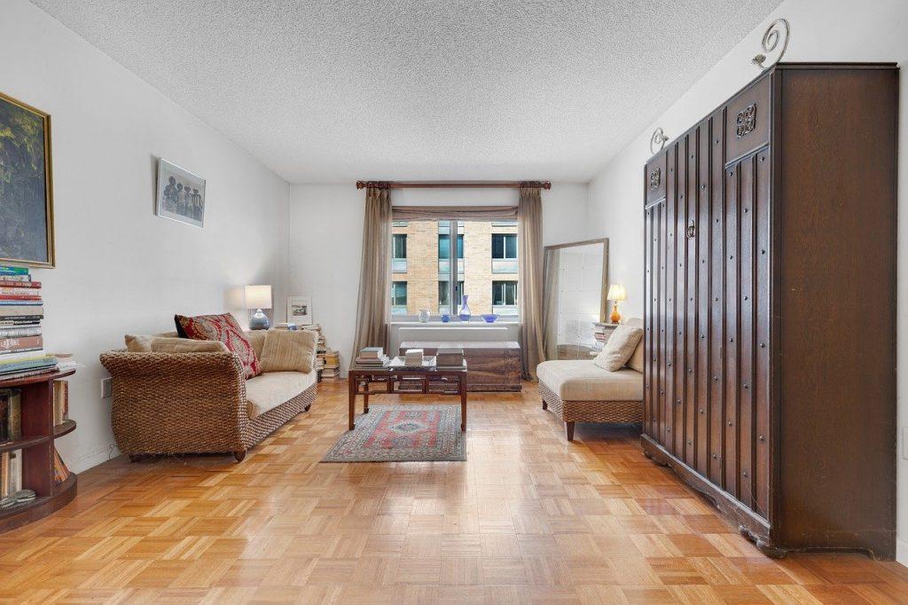 Wohnung Wohnzimmer Boden
