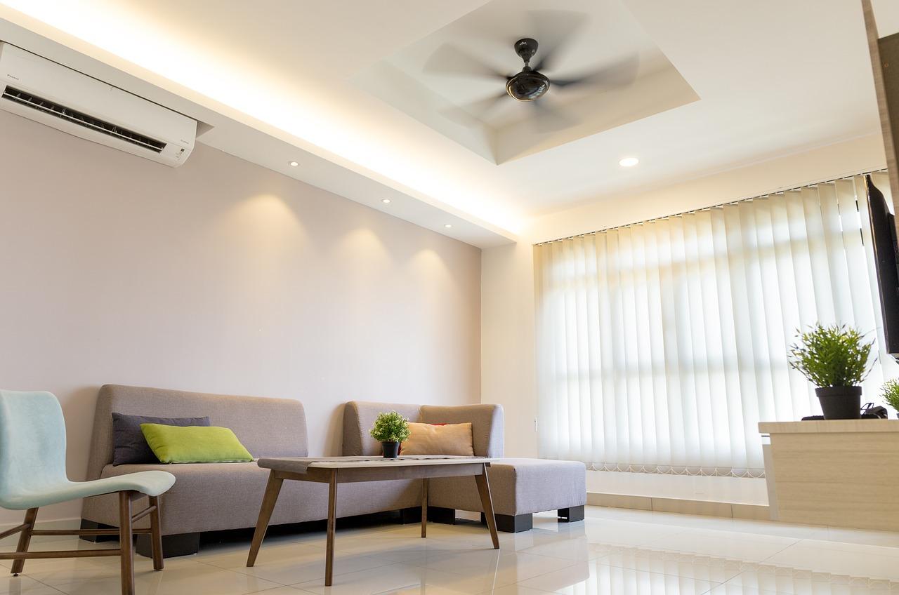 Wohnzimmer Couch Boden