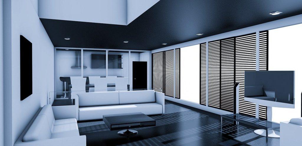 Wohnung Einrichtung Möbel