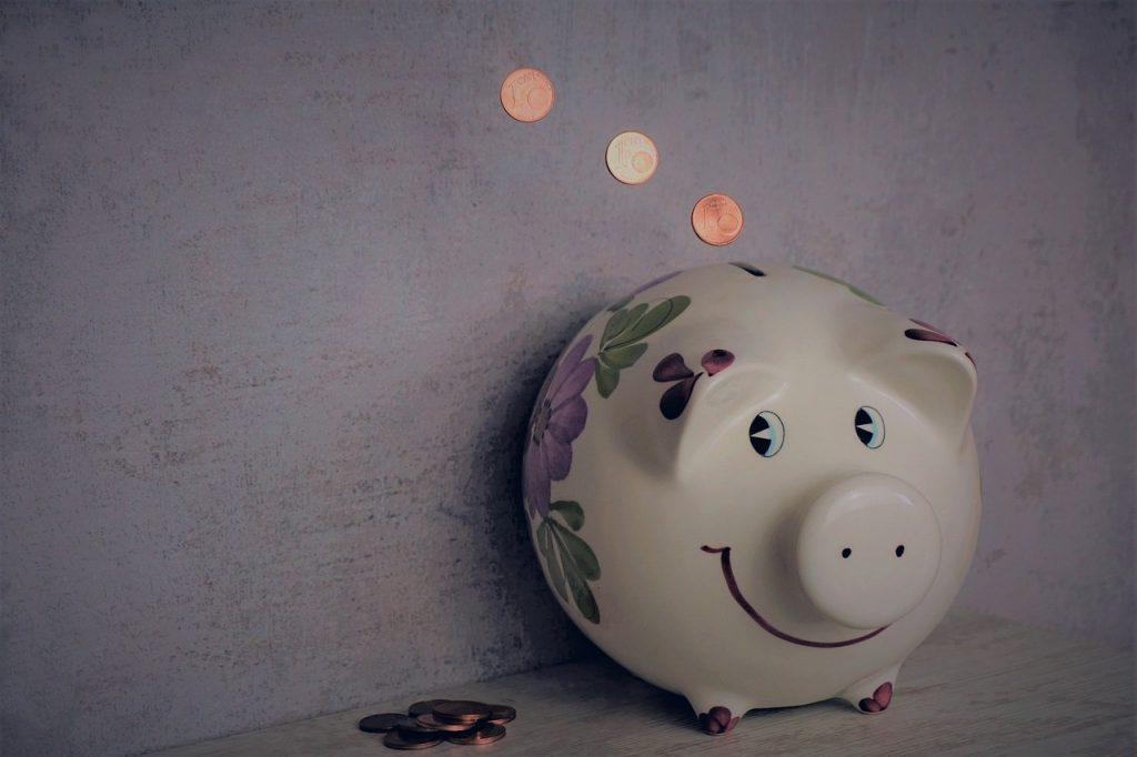 Sparen Geld Sparschwein