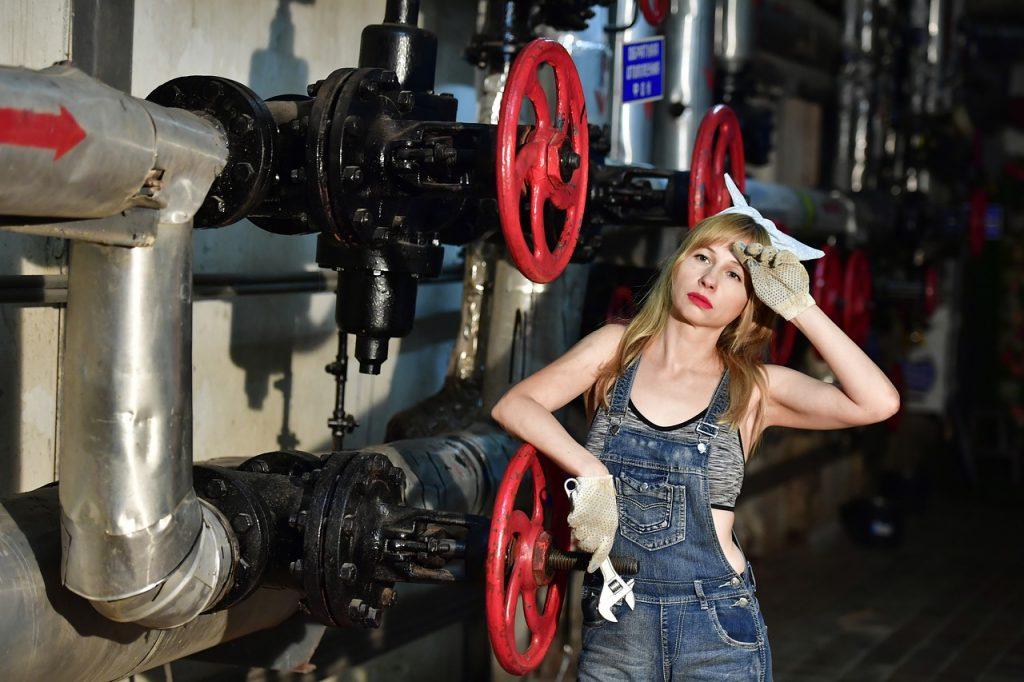 Heizung Klempner Reparatur