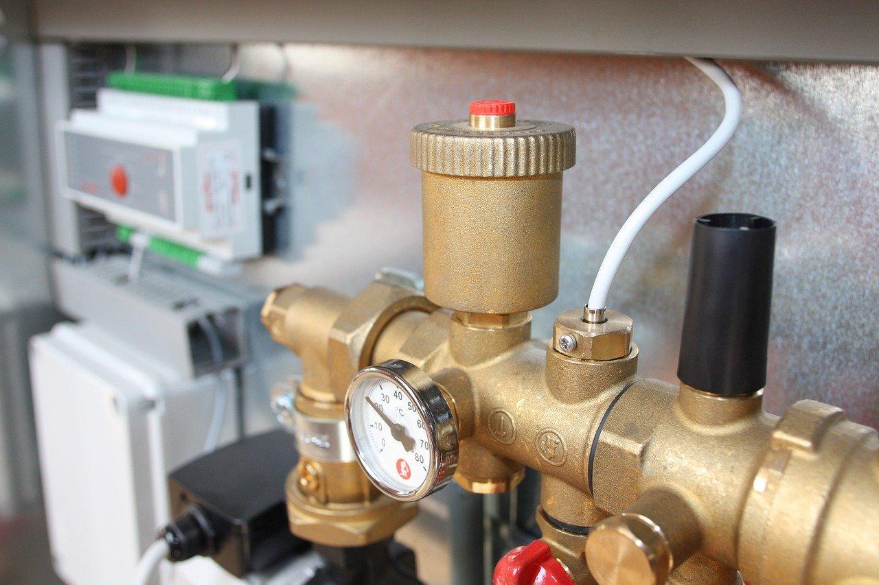 Heizung Pumpe Ventil