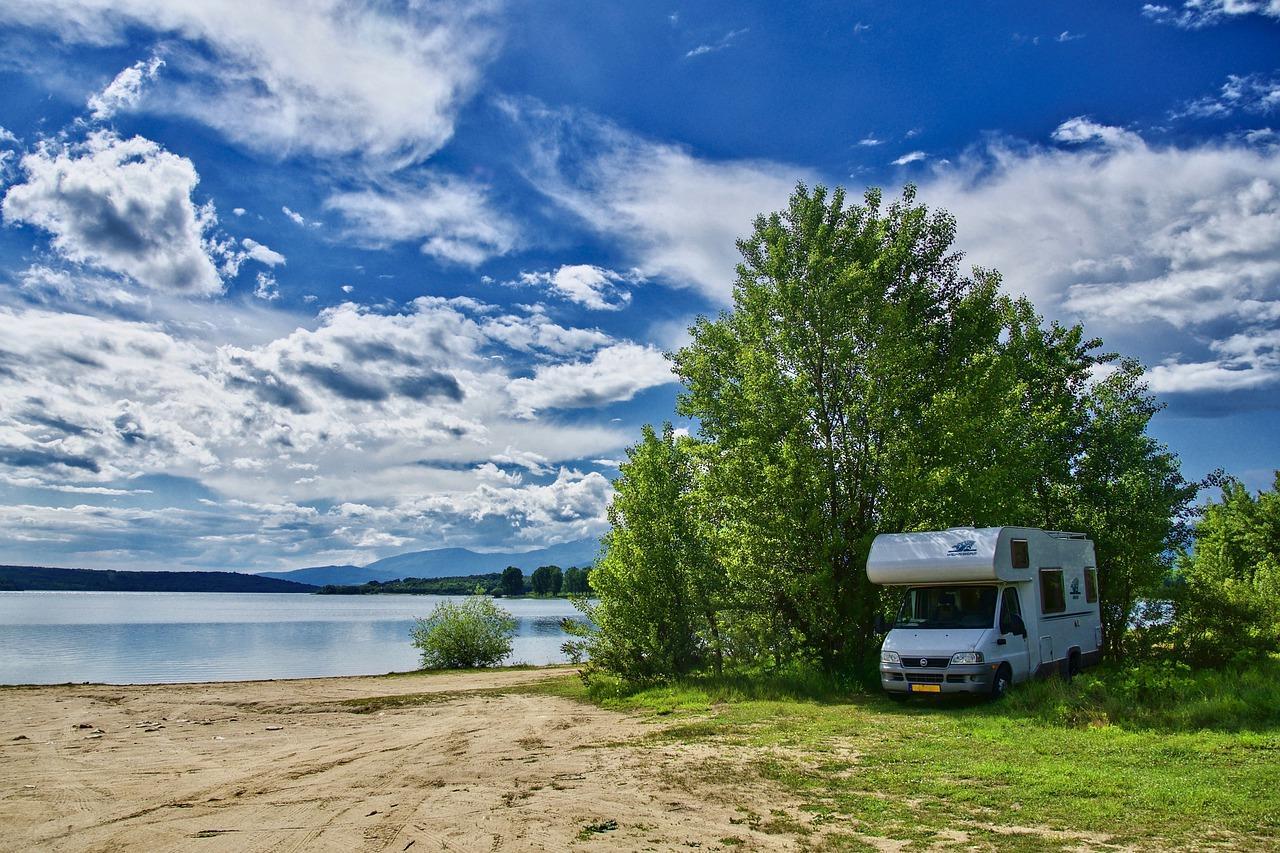 Camping Wohnmobil Freizeit