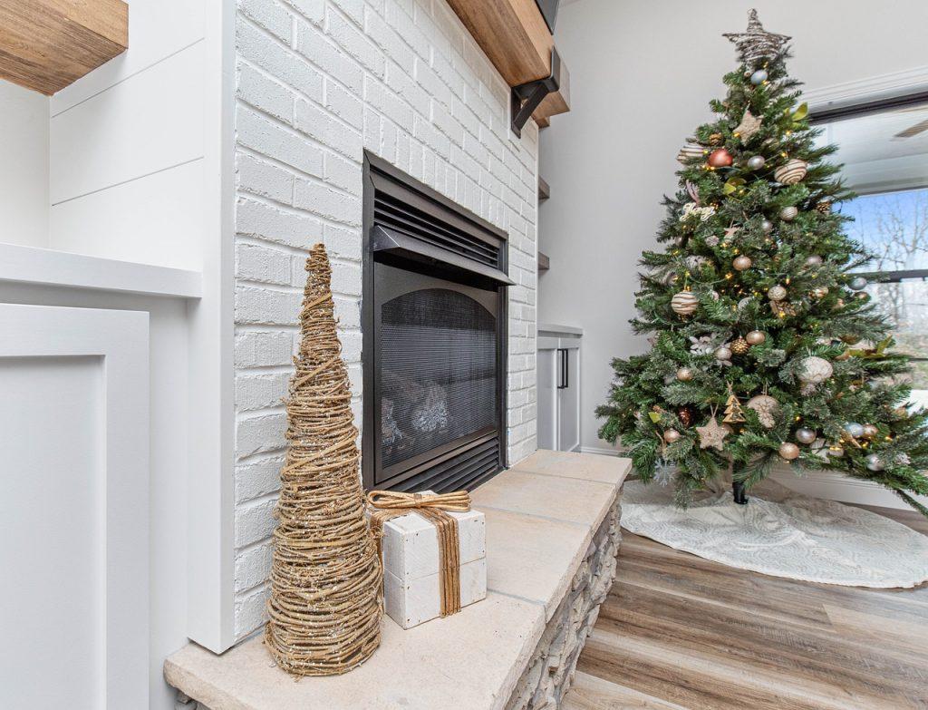 Weihnachten Weihnachtsbaum Tannenbaum Heizung