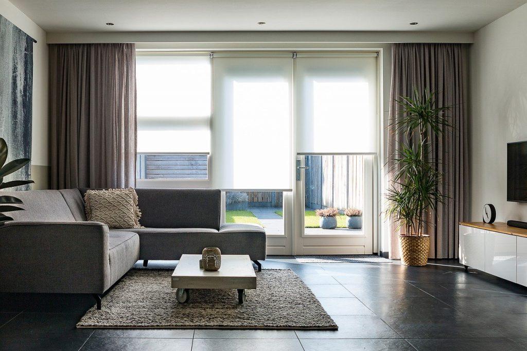 Wohnzimmer Fussboden