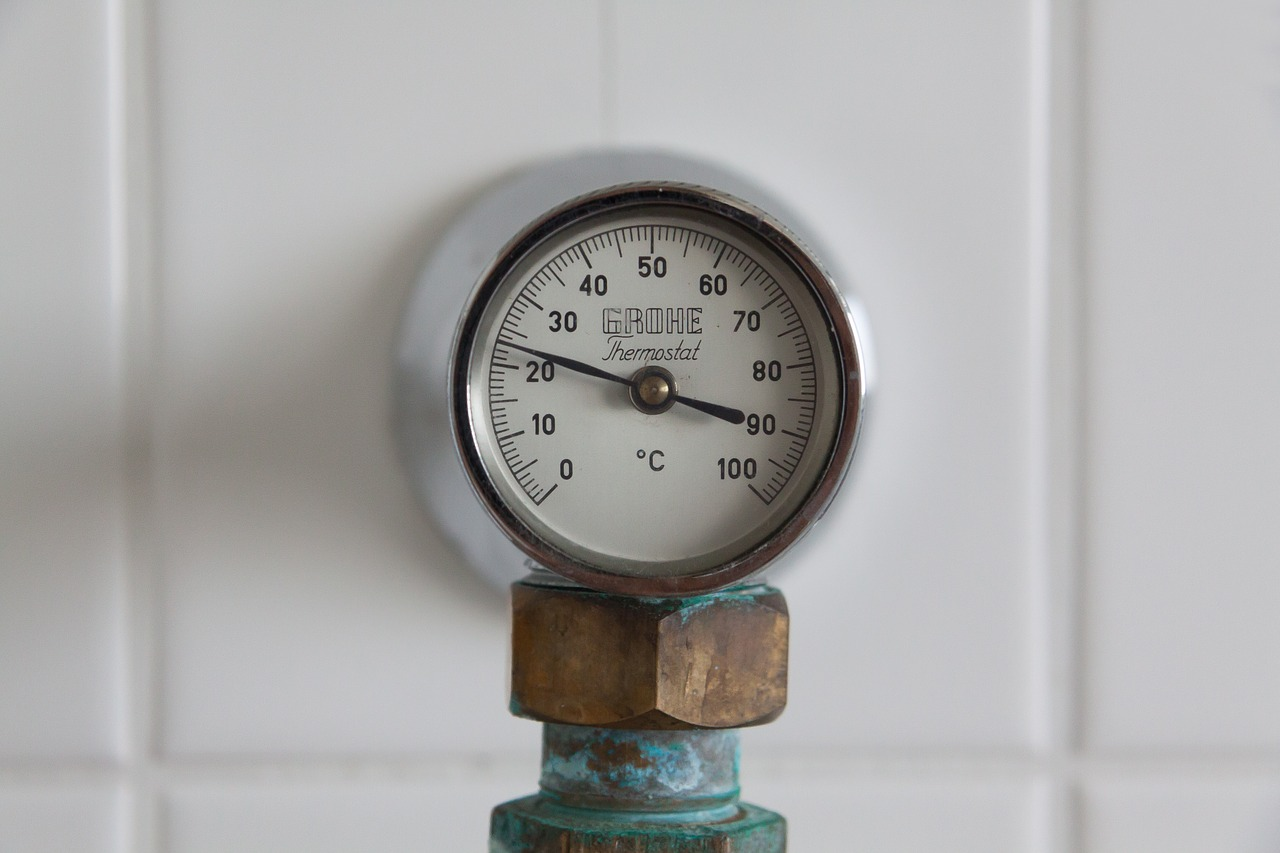 Thermostat Grohe Analog