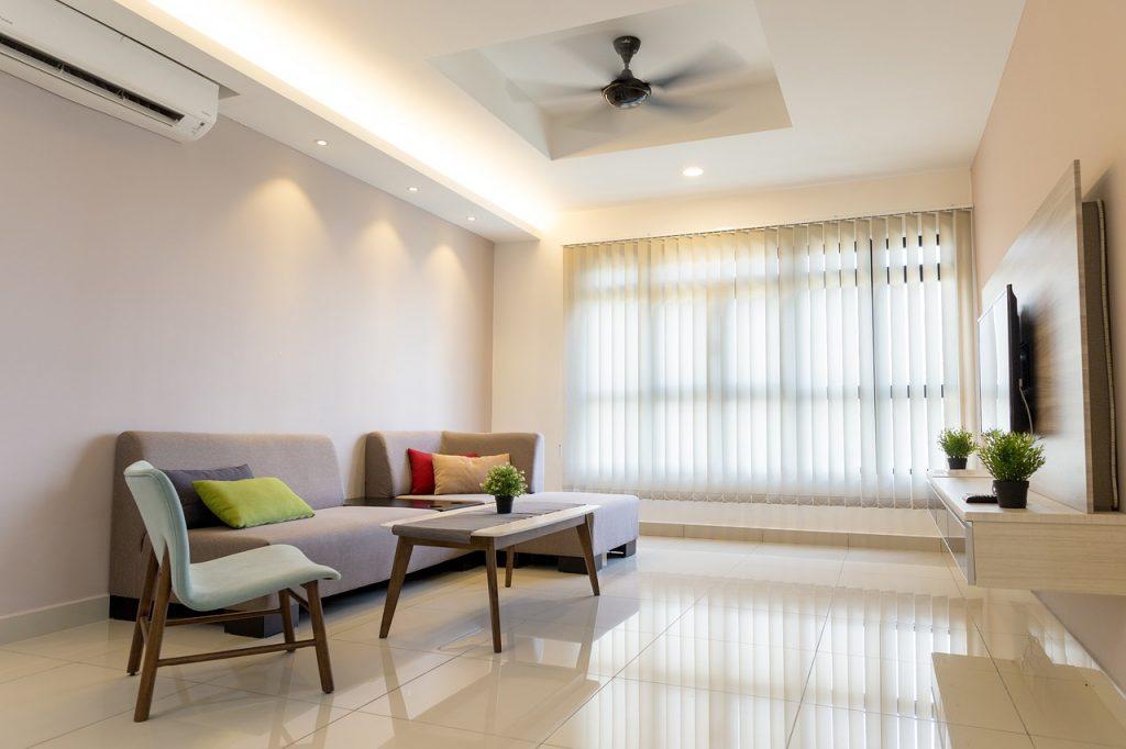 Wohnzimmer Fussboden Einrichtung