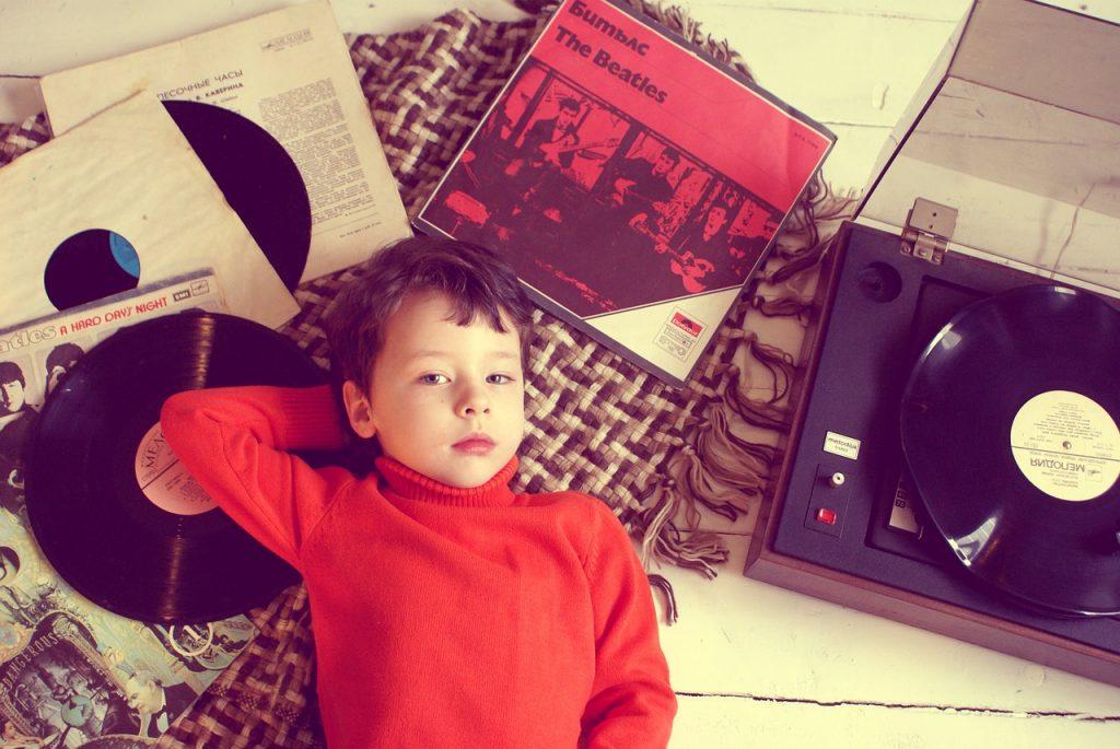 Boden Vinyl Kind